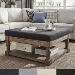 white leather ottoman coffee table white leather ottoman coffee table white leather ottomans