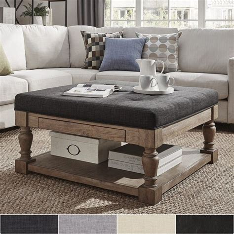 ottoman coffee table best 20 ottoman coffee tables ideas on tufted