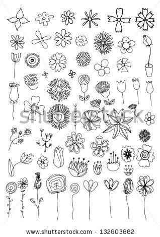 doodle lã sung 25 best ideas about doodle flowers on doodle