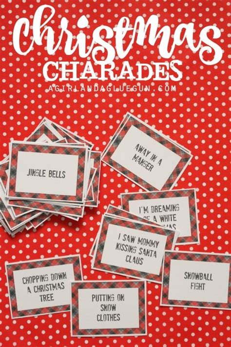 to play at a for adults charades and free printable roundup