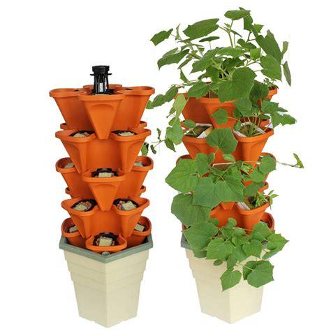 tower vegetable garden vegetable tower garden
