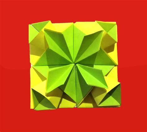 origami box flower 17 best images about mandalas tea bag on