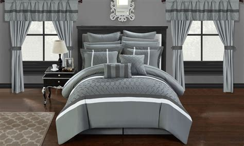 comforter set deals chic home topaz complete bedroom in a bag comforter set