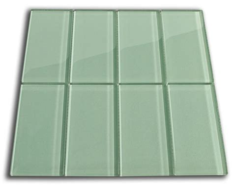 green glass subway tile backsplash green glass subway tile 3x6 for backsplashes showers