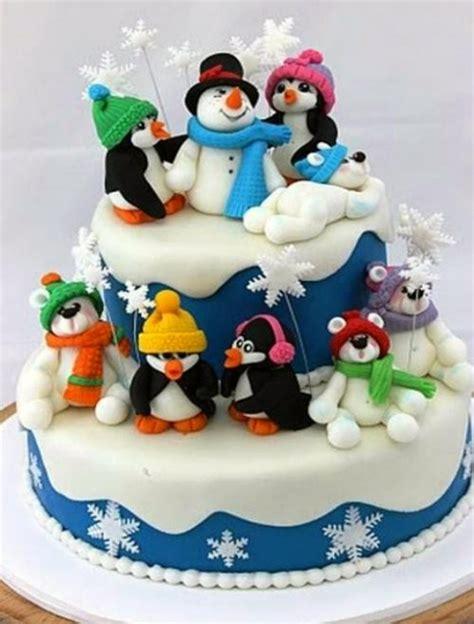 decoracion infantil navidad 28 ideas creativas y caseras para decorar tartas
