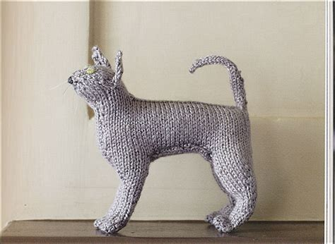 knit your own cat knit your own cat from knitpicks knitting by sally