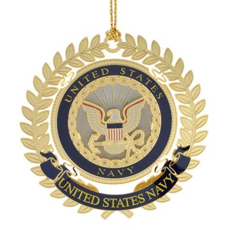 navy ornaments us navy logo ornament white house historical association
