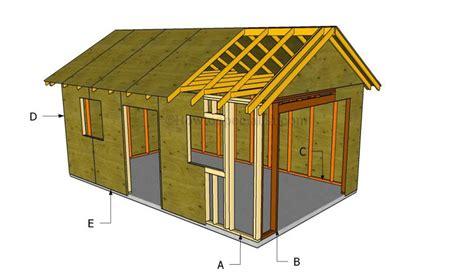 plans for building a garage 9 free sets of complete garage plans