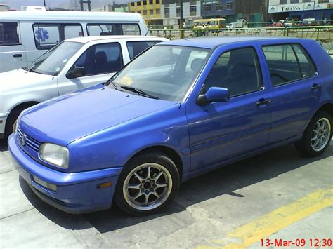 Volkswagen Golf 1996 by Volkswagen Golf 1996