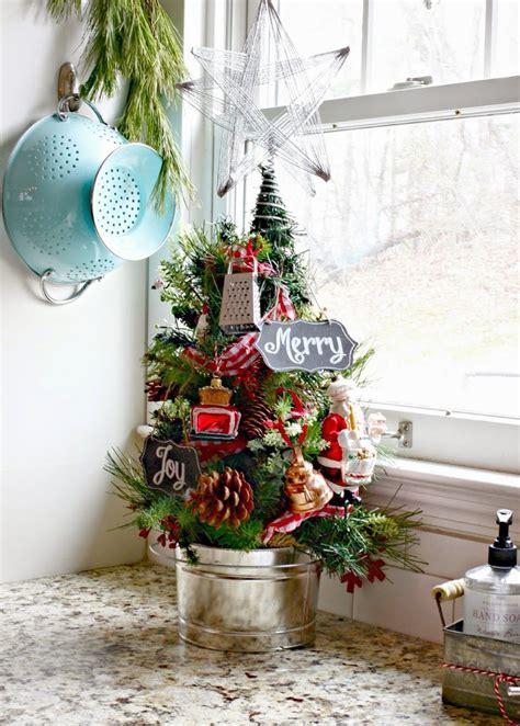 decorar arboles navidad arboles de navidad decoraci 243 n de mesa con 225 rbol peque 241 o