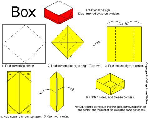 origami box simple origami box search origami