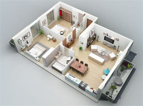 two bedroom apartment design apartment designs shown with rendered 3d floor plans