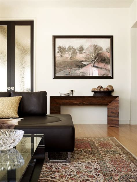 console tables for living room curved console table living room contemporary with area