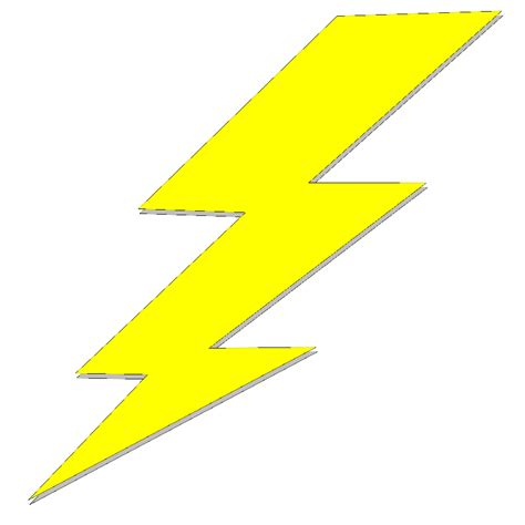 lightning bolt zeus lightning bolt clip
