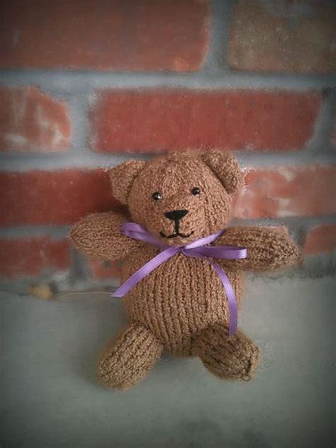 free knitting pattern teddy ravelry teddy free pattern handcrafts knitting and loom