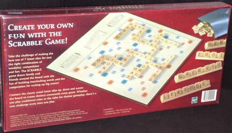 scrabble box scrabble crossword board purpletoyshop