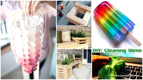 diy crafts for at home 32 easy diy home projects you can do in a weekend