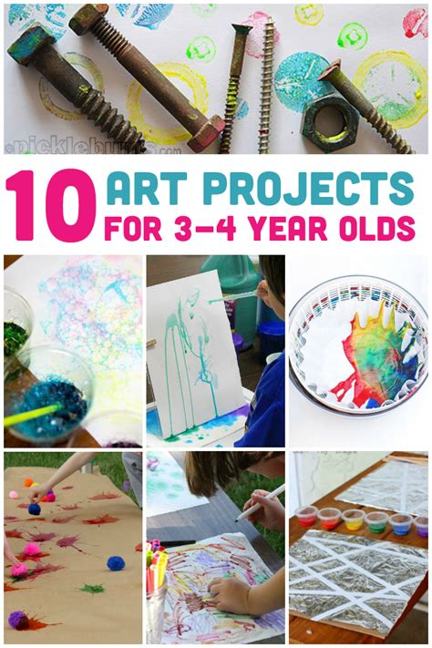 year craft ideas for 10 awesome projects for 3 4 year olds