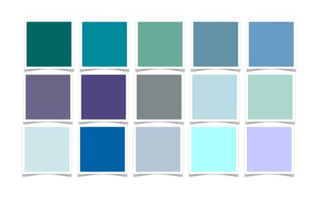 paint colors in blue a few facts about blue you need to before committing