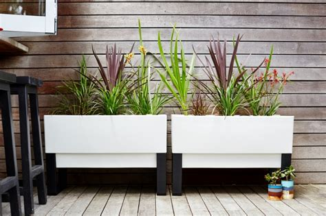 modern indoor planters garden planter box modern planters for use indoors