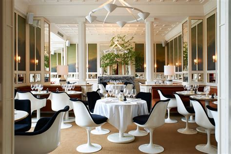 joseph dirand s loulou restaurant at mus 233 e des arts d 233 coratifs