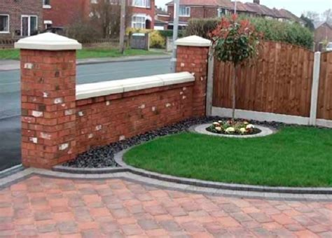 garden on wall garden walls in ashton penwortham and area