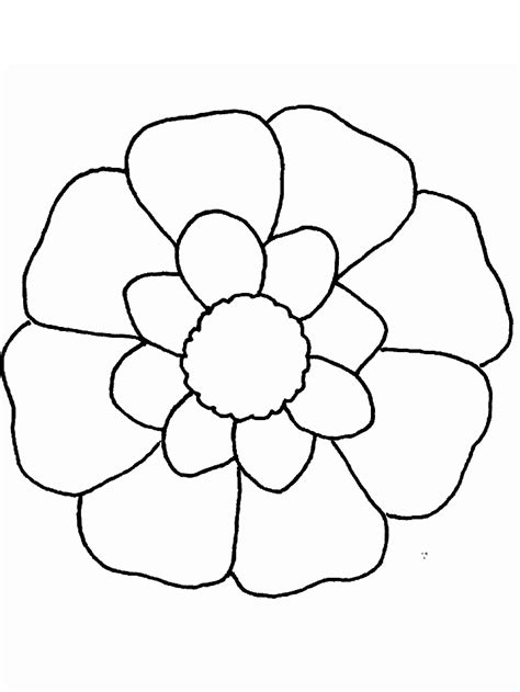coloring book pictures of flowers flower coloring pages flower coloring page