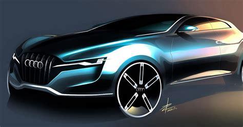 Sports Car Concept by Sport Cars Design Audi Futuristic Sport Car Concept
