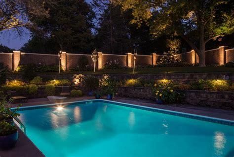 landscape lighting around pool landscape illumination 12 landscape lighting around pool newsonair org