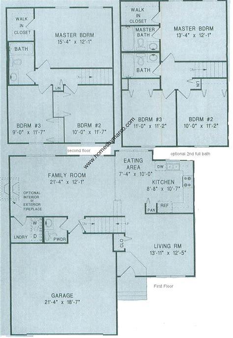 split level home floor plans split level house plans modern house