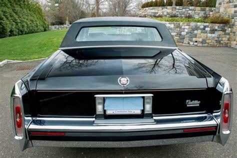 1990 Cadillac Sedan by 1990 Cadillac Brougham D Elegance Sedan For Sale