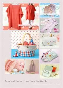 craft sewing patterns free japanese sewing patterns japanese sewing pattern