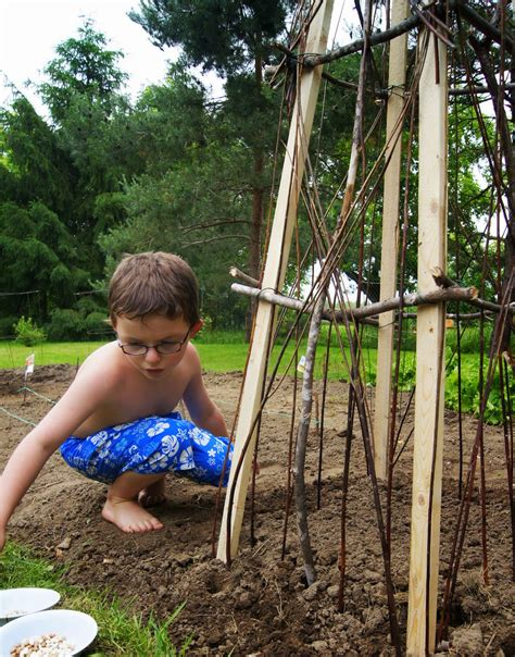quot montessori ours quot garden harvesting with