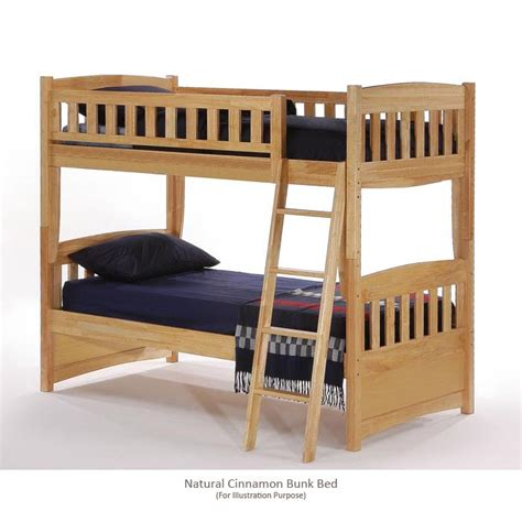 cinnamon bunk bed cinnamon bunk bed