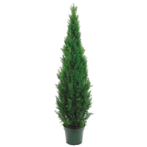 outdoor artificial tree 6 foot artificial outdoor cedar tree potted 6ftced