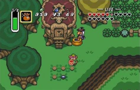 a link to the past the legend of a link to the past does it hold up