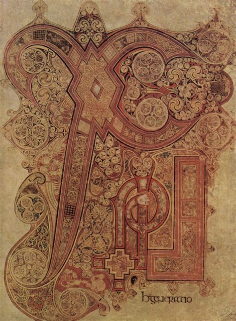 book of kells pictures the book of kells the of all monograms the