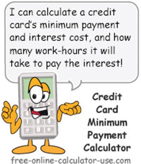 minimum payment on a credit card related keywords suggestions for minimum payment