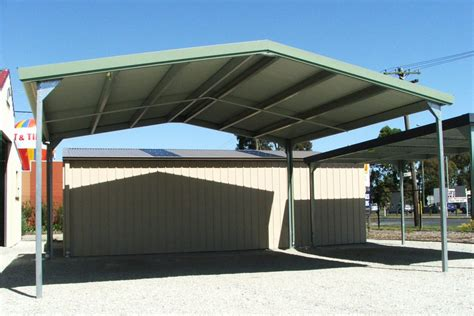 A Carport by Carports Sheds And Garages For Sale Ranbuild