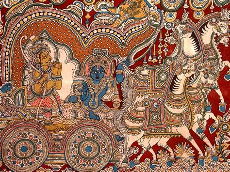 indian painting pictures kalamkari