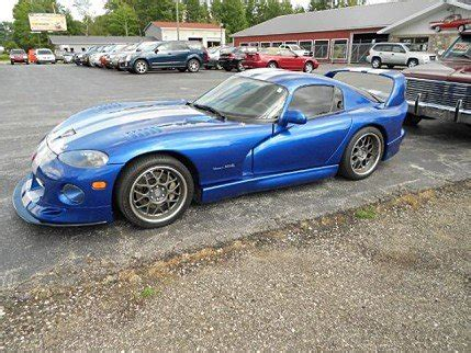 car owners manuals for sale 1996 dodge viper lane departure warning dodge viper classics for sale classics on autotrader
