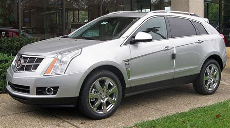 04 Cadillac Srx by Top 10 Suvs In 2012 Future Technology News