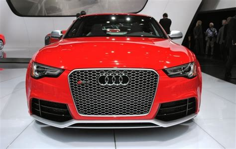 2012 Audi Rs5 For Sale by 2012 Detroit 2013 Audi Rs5 Lands In The United States