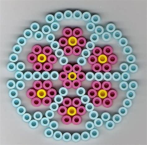 circle perler bead patterns kreis b 252 gelperlen circle perler cool perler
