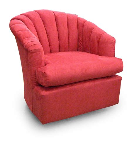 barrel swivel chairs upholstered best home furnishings chairs swivel barrel elaine swivel
