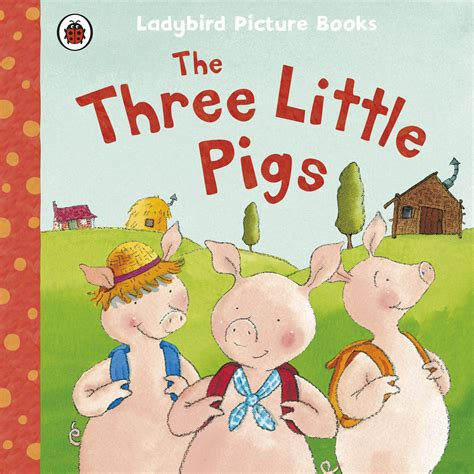 three pigs story book with pictures ladybird picture books the three pigs penguin