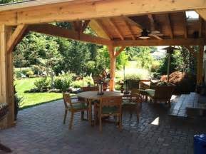 backyard porches patios let the sun shine through with an open porch design in
