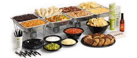 catering for choosing the right mexican catering service in your area