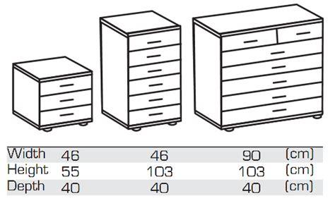 bedroom furniture dimensions qmax german made bedroom furniture grande cabinet range