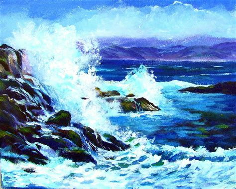 acrylic paint do you need water the splash great tutorial want to come paint with me